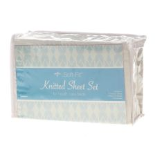Soft-Fit Knitted Contour Sheets