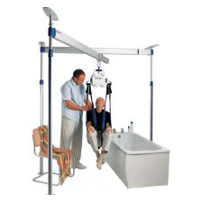 Voyager Portable Overhead Lift w/ EasyTrack System