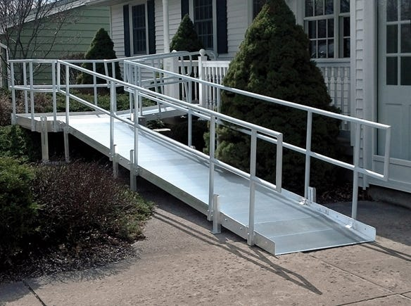 Med Mart Custom Built Ramps