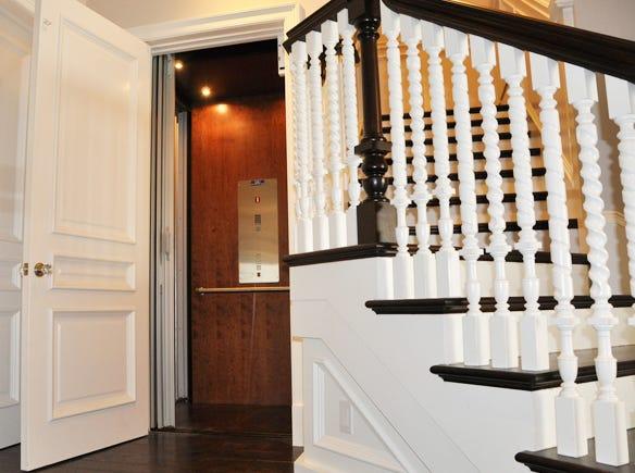 Med Mart Elevator Intallation