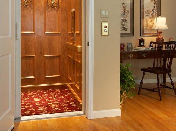 Med Mart Home Elevators Installation