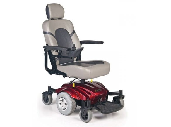Med Mart Power Wheelchairs Pride