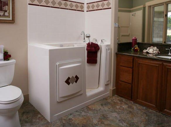 Med Mart Walk-in Tubs Install